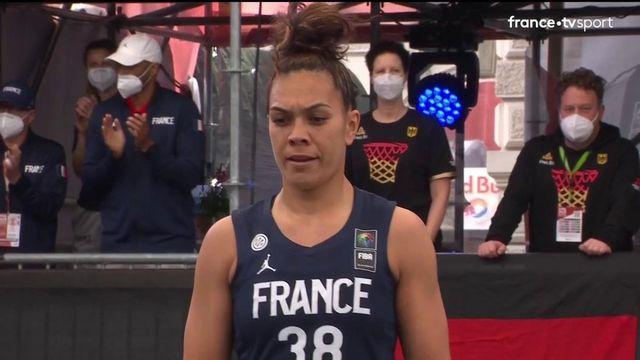 TQO Basket 3x3 (F) : les meilleurs moments d'Allemagne vs France