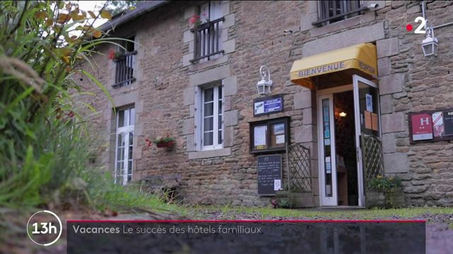 Vacances : les hôtels familiaux ont la cote