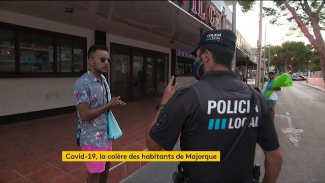 Coronavirus : la fête est finie à Majorque au grand dam des commerçants