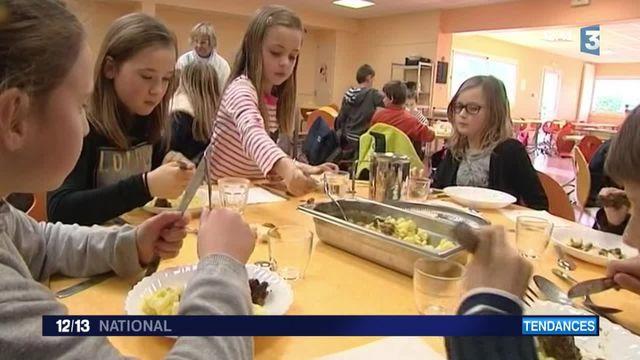 Nutrition : le pari des produits locaux dans les cantines scolaires