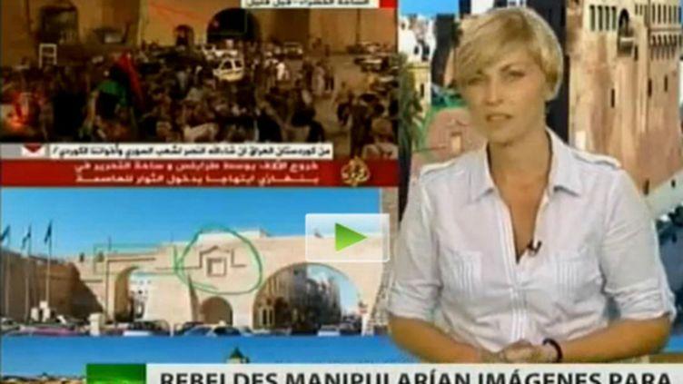 Capture d'écran de la télévision russe RT (actualidad.rt.com)