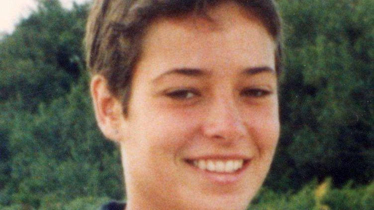 Cécile Vallin en 1997 avant sa disparition. (MAXPPP)