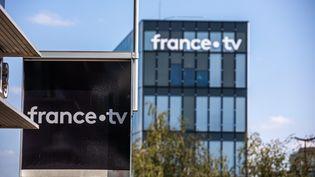 Le siège de France Télévisions, à Paris. (MAXPPP)