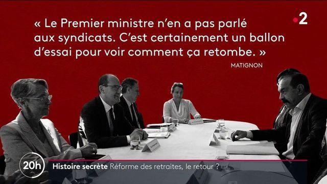 Réforme des retraites : Emmanuel Macron pourrait-il la faire revenir avant la présidentielle ?