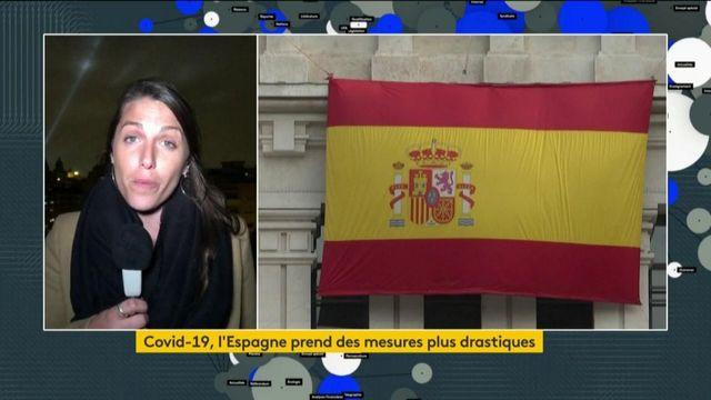 Coronavirus : des mesures plus drastiques en Espagne