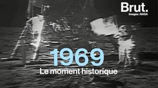 VIDEO. 6 dates qui ont marqué l'histoire de la Nasa (BRUT)