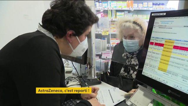 Covid-19 : suspension levée pour AstraZeneca, mais les doses de vaccin manquent toujours