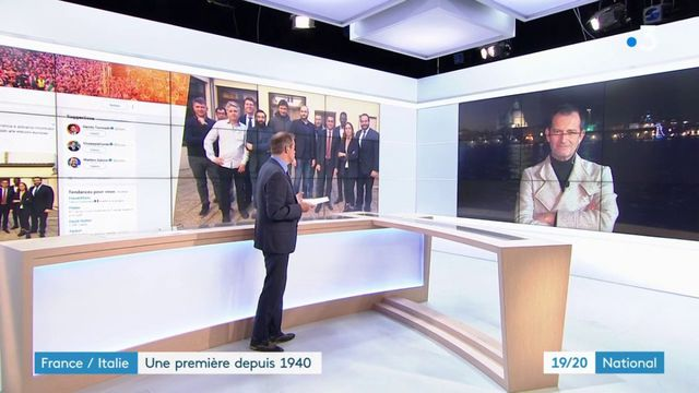France-Italie : des tensions historiques