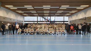 La première édition du Trophée Sabre 2021 s'est déroulé à l'INSEP (institut national du sport) (Manon Cottrel)