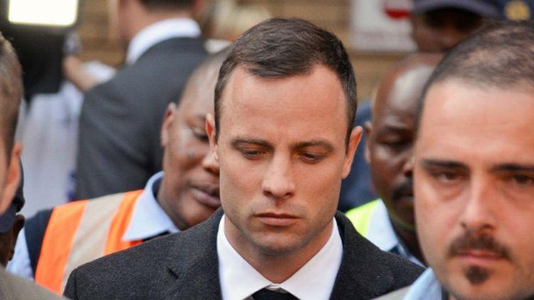 Oscar Pistorius (FRANS SELLO WAGA / NURPHOTO)