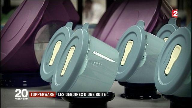 Tupperware : l'entreprise ferme son site français