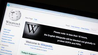 Le blocage d'un an d'une adresse IP par Wikipedia est une sanction assez rare. (KAREN BLEIER / AFP)