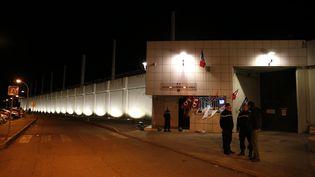 La prison de Borgo (Haute-Corse) le 19 janvier 2018. (PASCAL POCHARD-CASABIANCA / AFP)