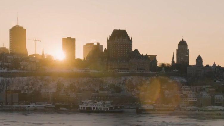 Il était une fois 5/5 : Frontenac, le château canadien qui cache un hôtel (FRANCEINFO)