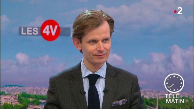 """SNCF : """"Il faut restreindre le droit de grève dans les transports publics"""" selon Guillaume Larrivé"""