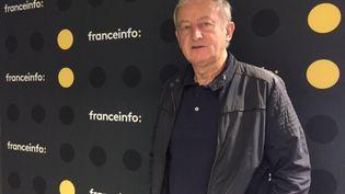 """Yann Queffélec, auteur du """"Dictionnaire amoureux de la mer"""". (RADIO FRANCE / SOPHIE BRIA)"""
