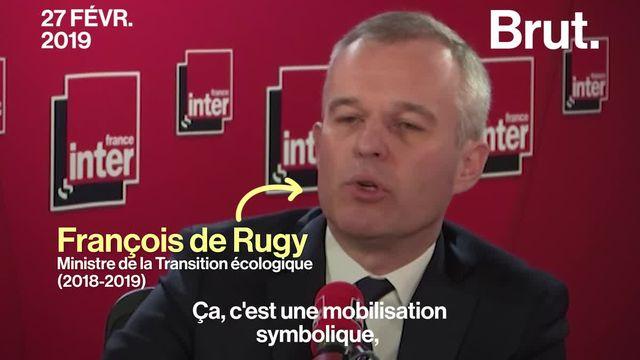 """L'État français condamné à verser 1€ symbolique pour """"carence fautive"""" dans la lutte contre le changement climatique... Voici L'Affaire du Siècle, une histoire de mobilisation citoyenne."""