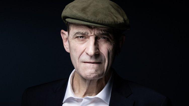 Le dirigeant historique de l'ETA Josu Ternera, à Paris, le 2 octobre 2020. (JOEL SAGET / AFP)