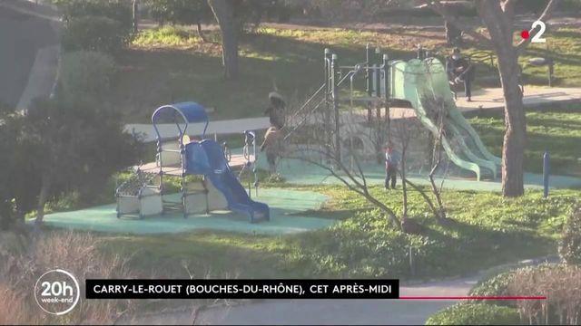 Carry-le-Rouet : quelle journée pour les Français en quarantaine ?
