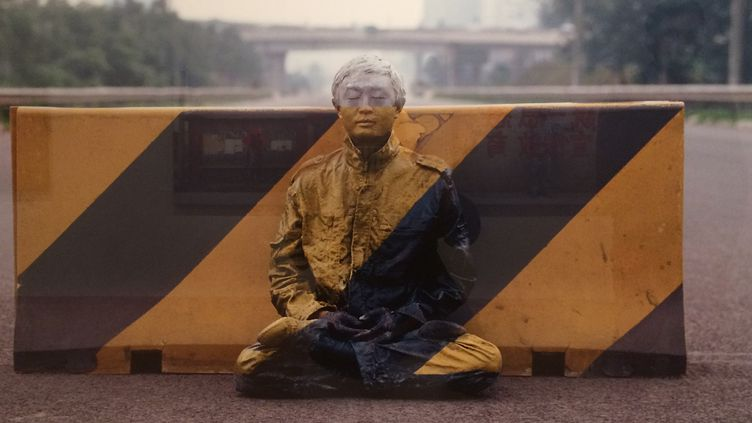 Liu Bolin, deux expositions à Paris  (Valérie Gaget)
