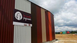 Le futur abattoir de Bourganeuf mise sur les circuits courts, la qualité, et veut éviter la souffrance des animaux. (OLIVIER ESTRAN / RADIO FRANCE)