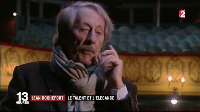 VIDEO. Jean Rochefort est mort