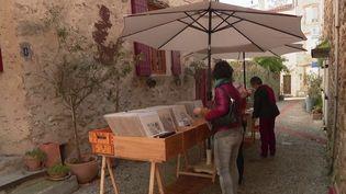 Aude : un village sauvé par les livres (FRANCE 2)
