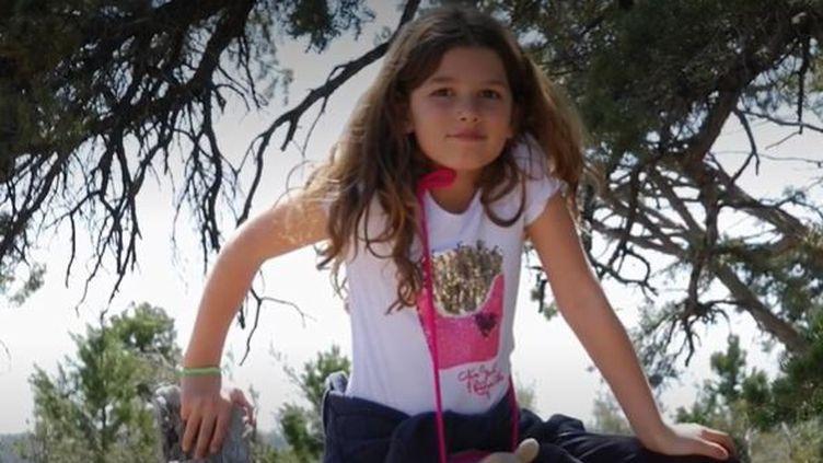 Evaëlle, 11 ans, s'est suicidée en juin 2019. Sa professeure de français a été mise en examen pour harcèlement sur mineur.  (France 2)