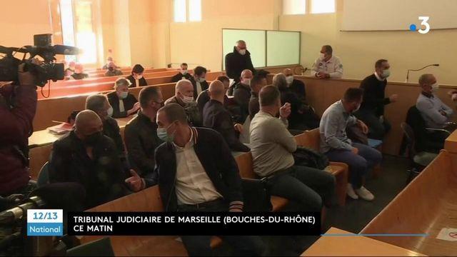 Marseille : 18 policiers de la BAC Nord font face à la justice
