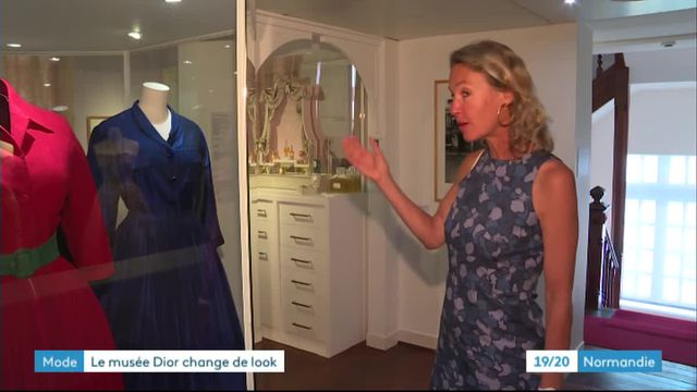 """Expo """"Christian Dior, itinéraire d'un couturier"""""""