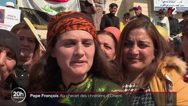 Irak : une visite historique et porteuse de paix pour le Pape François