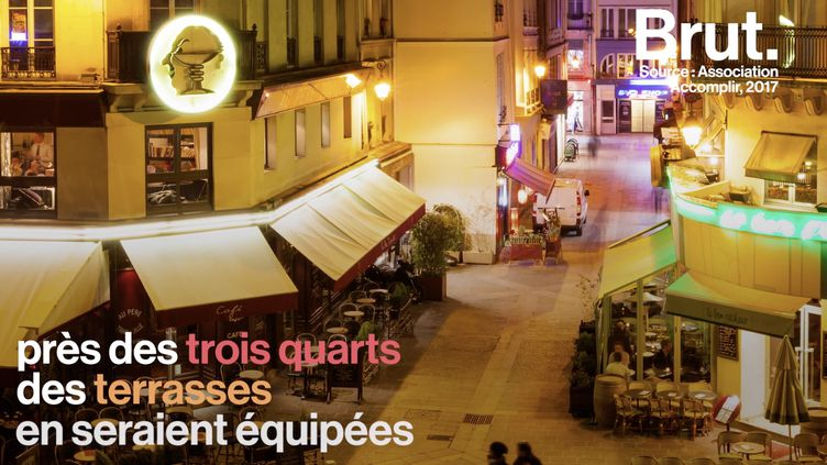 VIDEO. À Rennes, les terrasses chauffées viennent d'être interdites (BRUT)