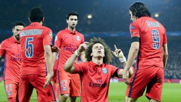 (Quart de finaliste en 2013 et 2014, le PSG sera une nouvelle fois au  rendez-vous du Top 8 © Panoramic)