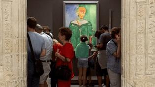 Au musée Granet, 25% des visiteurs sont des touristes étrangers  (France3 / Culturebox)