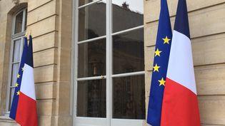 L'Hôtel Matignon, en avril 2019. (ROSALIE LAFARGE / FRANCE-CULTURE)
