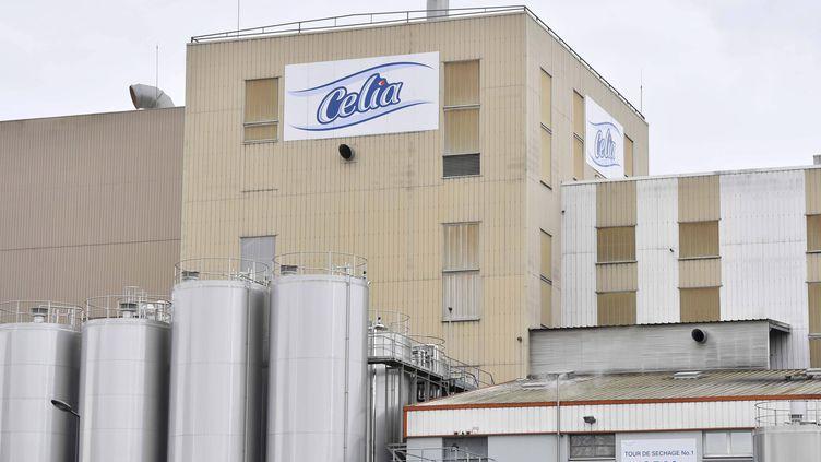 Alors que Lactalis avait rappelé 12 références de laits infantiles fabriqués dans son usine de Mayenne, le 2 décembre, le gouvernement a publié le 10 décembre une liste beaucoup plus importante de lots, interdits à la consommation. (MAXPPP)