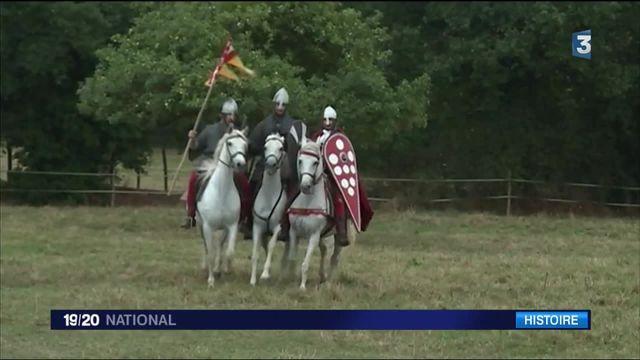 La bataille d'Hastings célèbre son 950e anniversaire