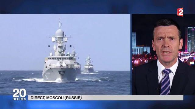 Syrie : la Russie montre son autorité