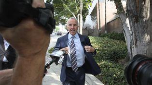 L'homme d'affaires Franck McCourt à Los Angeles (Californie), le 13 juin 2014. (DAVID MCNEW / REUTERS)