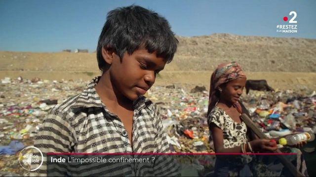 Coronavirus en Inde : l'impossible confinement ?