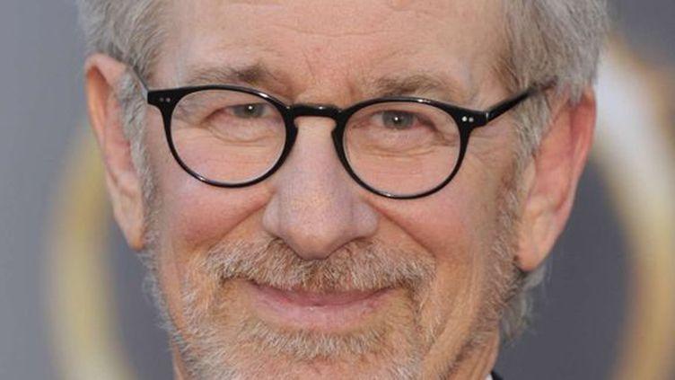 Steven Spielberg lors de la 85e cérémonie des Oscars  ( John Shearer/AP/SIPA)