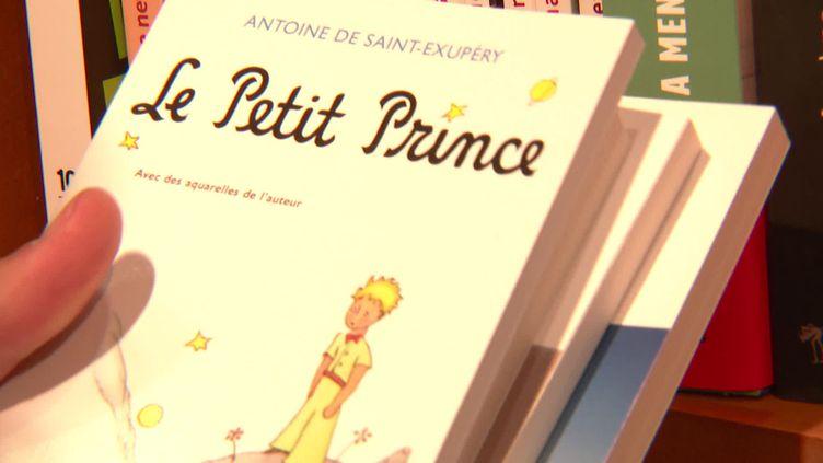 Le Petit Prince a été vendu 200 millionsd'exemplaires dans le monde. (France 3 Rhône)