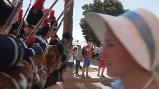 La Corse célèbre le 250e anniversaire de la naissance de Napoélon Bonaparte jeudi 15 août. Une relation passionnelle lie l'empereur et l'île de beauté. (FRANCE 3)