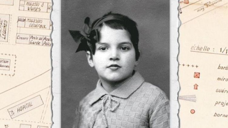 """""""La petite fille du Vel d'Hiv"""", d'Annette Muller, réédité à l'occasion du 70è anniversaire de la rafle du Vélodrome d'hiver en 1942.  (Hachette)"""