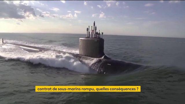 Sous-marins : une rupture de contrat attendue ou imprévisible ?