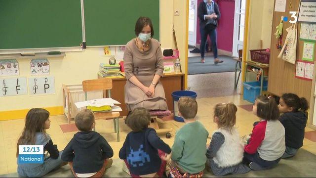 Éducation : accueil assuré pour les enfants des professions dites prioritaires