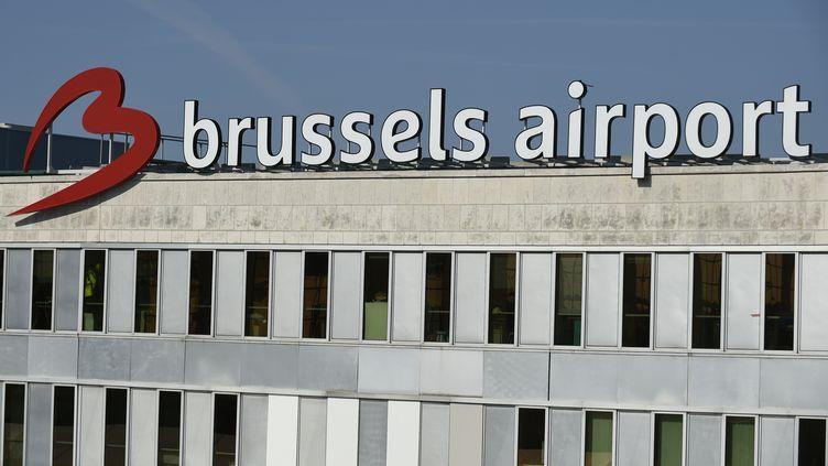 L'aéroport de Bruxelles (JOHN THYS / AFP)
