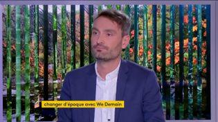 Antoine Lannuzel (FRANCEINFO)
