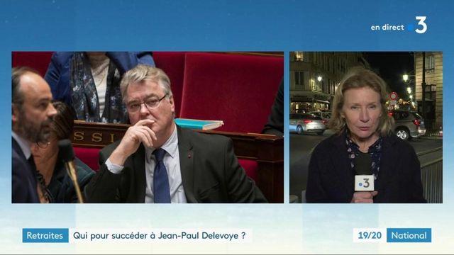 Réforme des retraites : qui succédera à Jean-Paul Delevoye ?