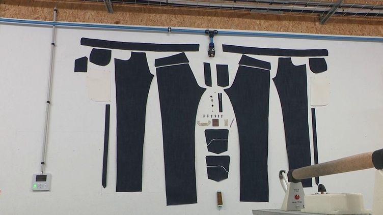 Consommation : la percée du jeans made in France (France 3)